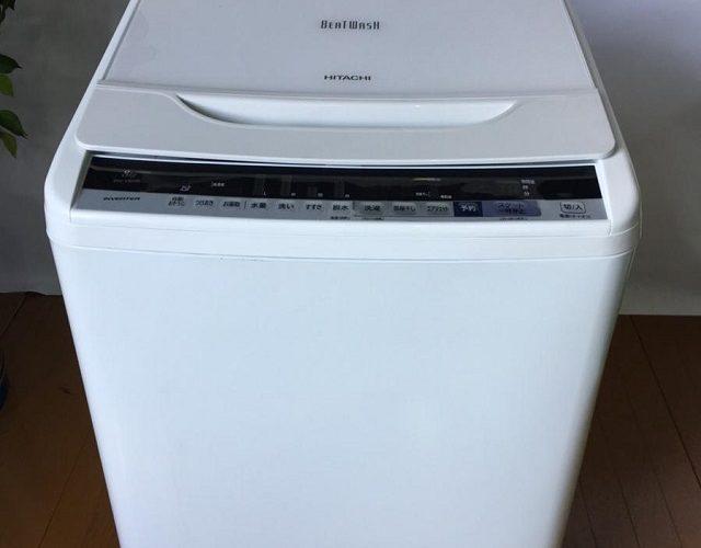 日立 全自動洗濯機 ビートウォッシュ 8kg BW-V80B Wの口コミや仕様、スペック
