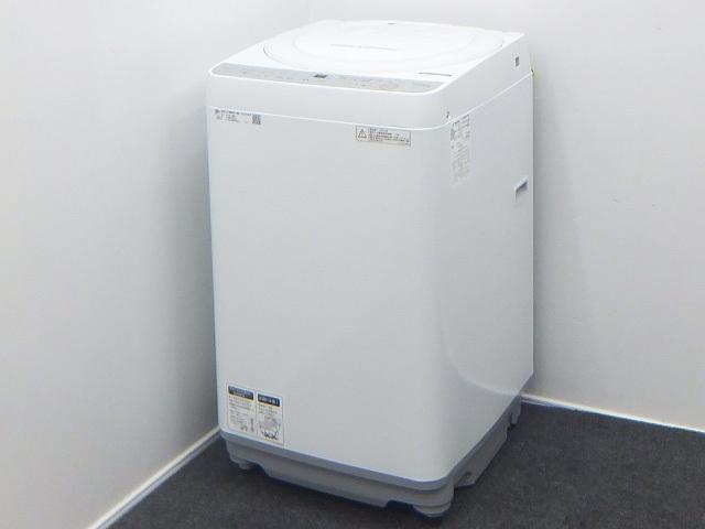 シャープ 全自動洗濯機 7kg ES-GE7B-Wの口コミや仕様、スペック